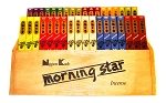 MORNING STAR INCENSE PACKAGE 50 STICK
