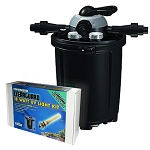 Pondmaster CLEARGUARD Pressurized Filter 5500 w/18 WATT UV