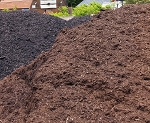 FRENCH ROAST PREMIUM DARK BROWN MULCH
