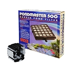 Pondmaster Pond-Mag 350gph Pump with Filter Tray 500