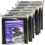 FILTER PAD 2-Pack FOAM for PMK FILTER KITS 1250 - 4400 - Case of 6