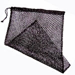 Bio-Media Nylon Mesh Bag with Pull-String