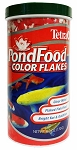 Tetra Pond Food COLOR FLAKES