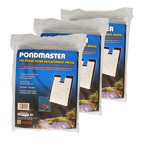 FILTER PAD SET for 190 FILTER KIT 3-PK