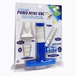 LIFEGARD - Mini Pond Vac