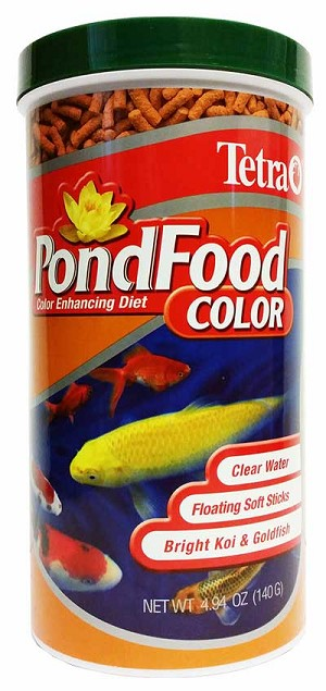 Tetra Pond Food COLOR STIX