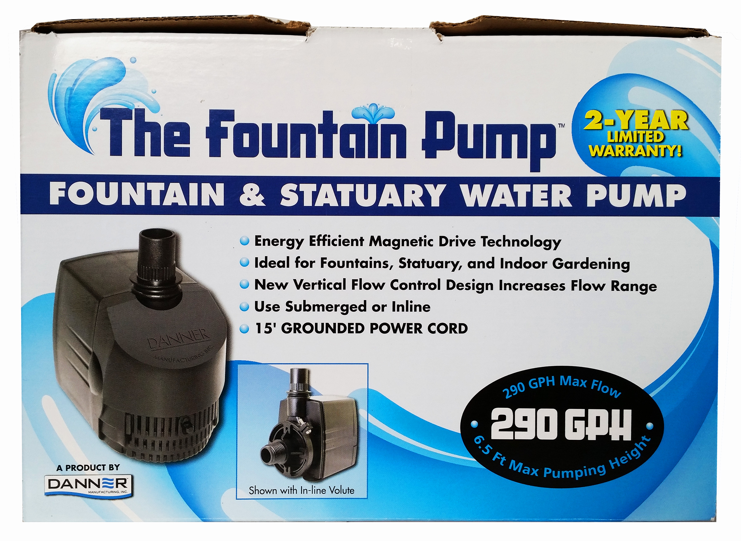 FOUNTAIN PUMPS
