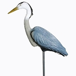 AQUASCAPE - Great Blue Heron Decoy