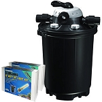 Pondmaster CLEARGUARD Pressurized Filter 16000 W/2-18-WATT UV's