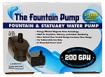 The Fountain Pump 200gph