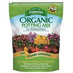 ESPOMA ORGANIC POTTING MIX 4qt