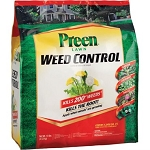 Preen® Lawn Weed Control Covers 5,000sq ft