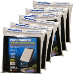 PONDMASTER - FILTER PAD SET for PMKs 1250 - 4400 - Case of 6