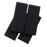 FILTER FOAM SUPPORT BLOCK SET for 2950PMK - 4400PMK FILTER KITS