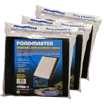 PONDMASTER - Filter Pad Set for 1250PMK - 4400PMK - 3-pk