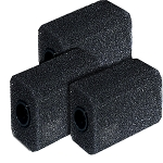 PONDMASTER - PRE-FILTER LARGE FOAM FOR POND-MAG / MAG-DRIVE MODELS 2 thru 7 (Pack of 3)