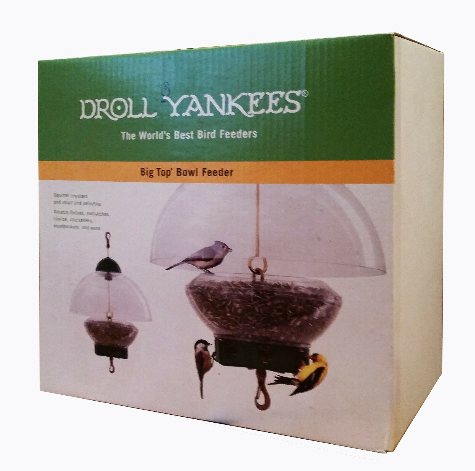 DROLL YANKEES - Big Top Bowl Feeder
