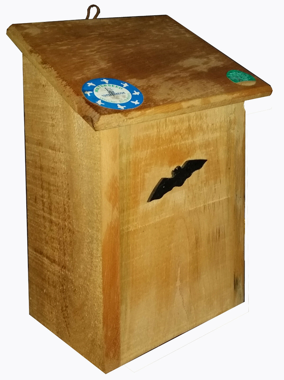 WATERSEED - CEDAR BAT HOUSE-
