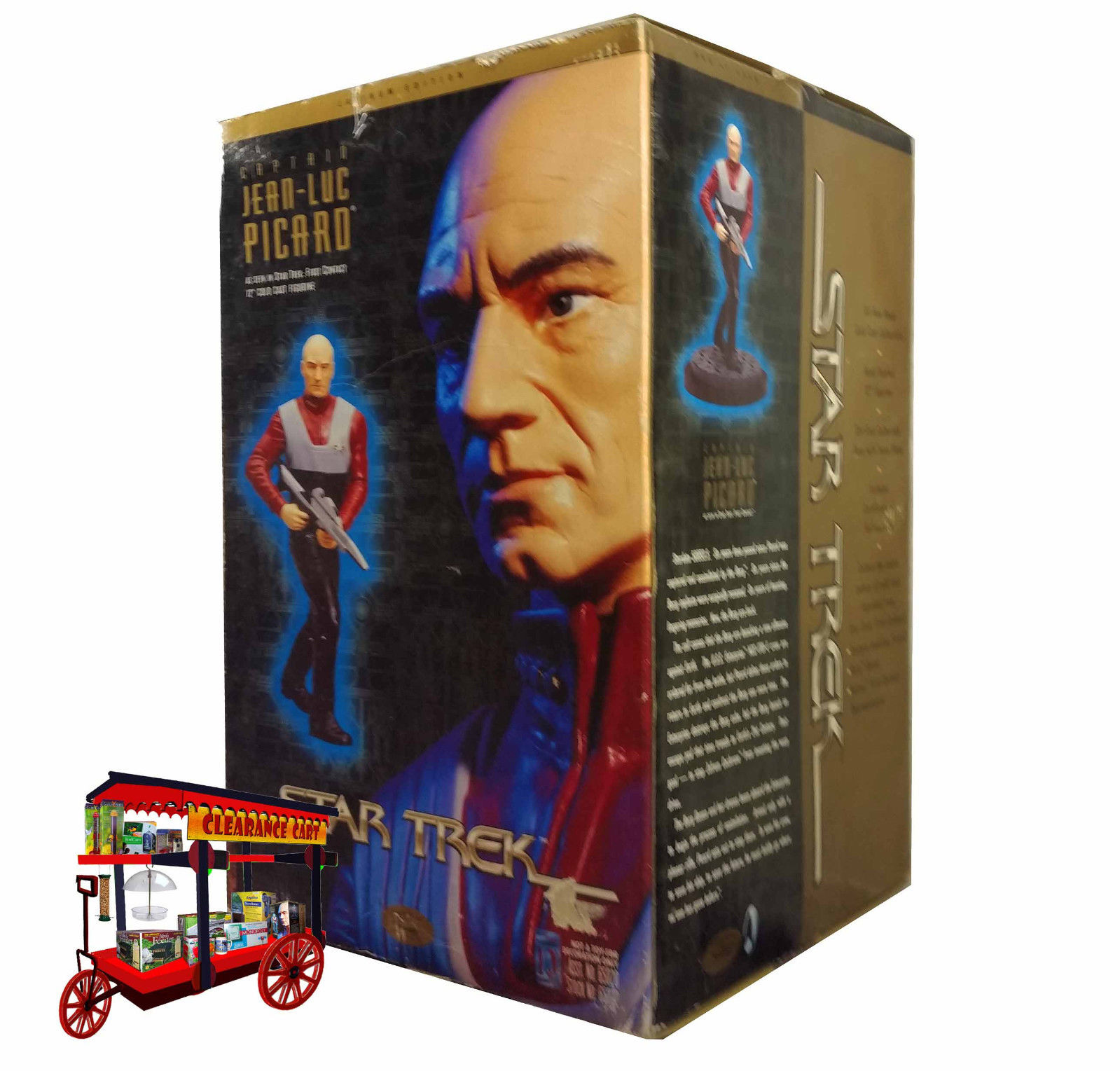 Star Trek Capt Picard Latinum Edition 12