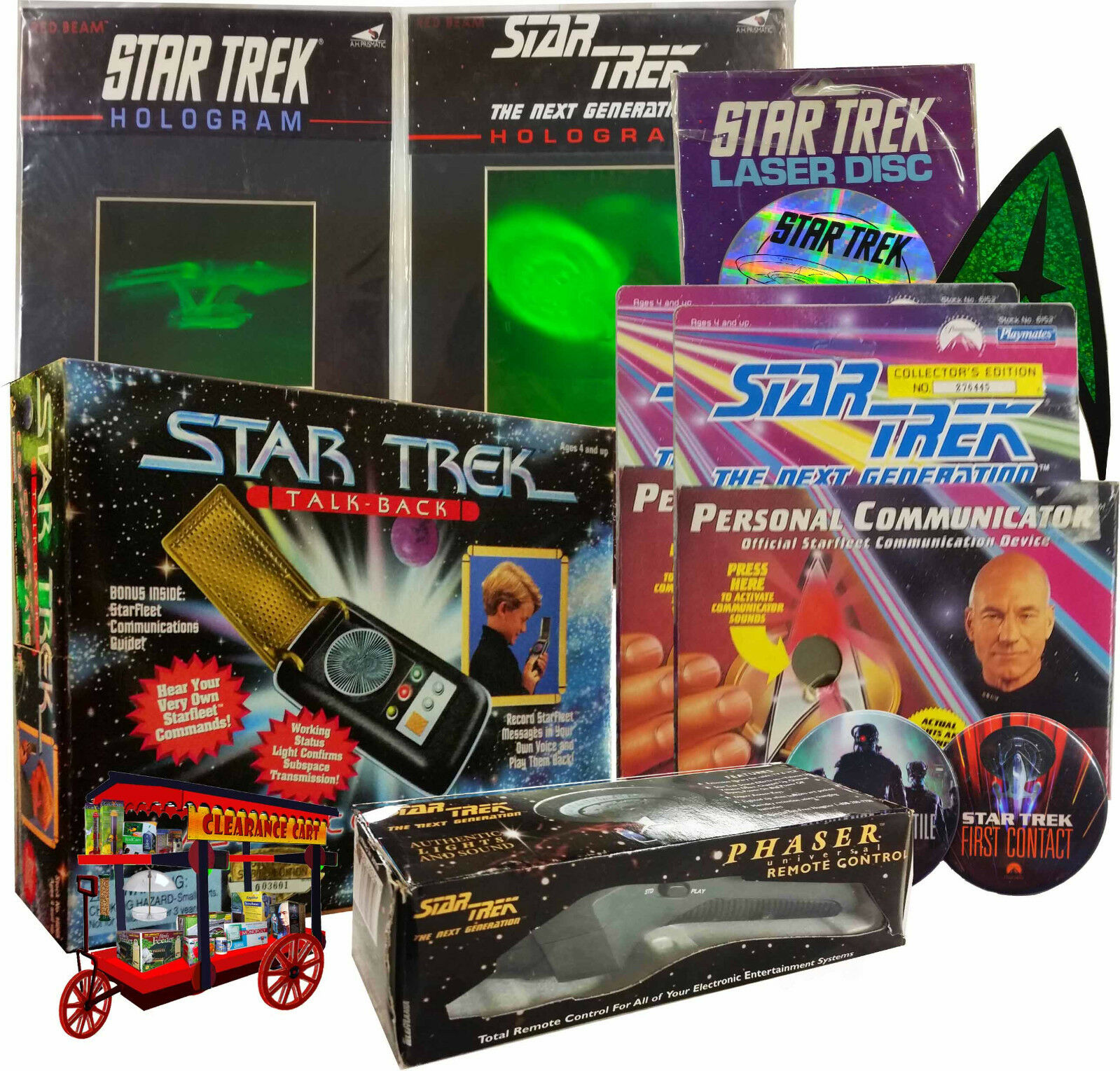 STAR TREK COLLECTION 6