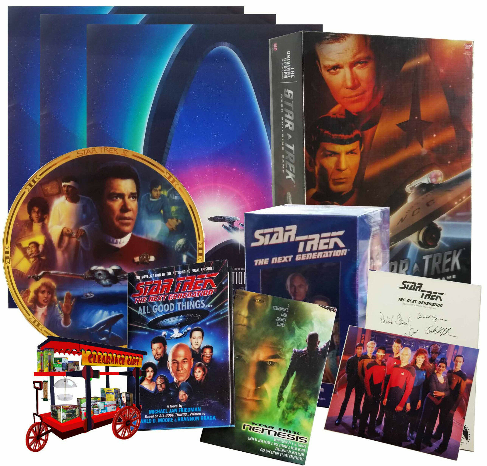 STAR TREK COLLECTION 8