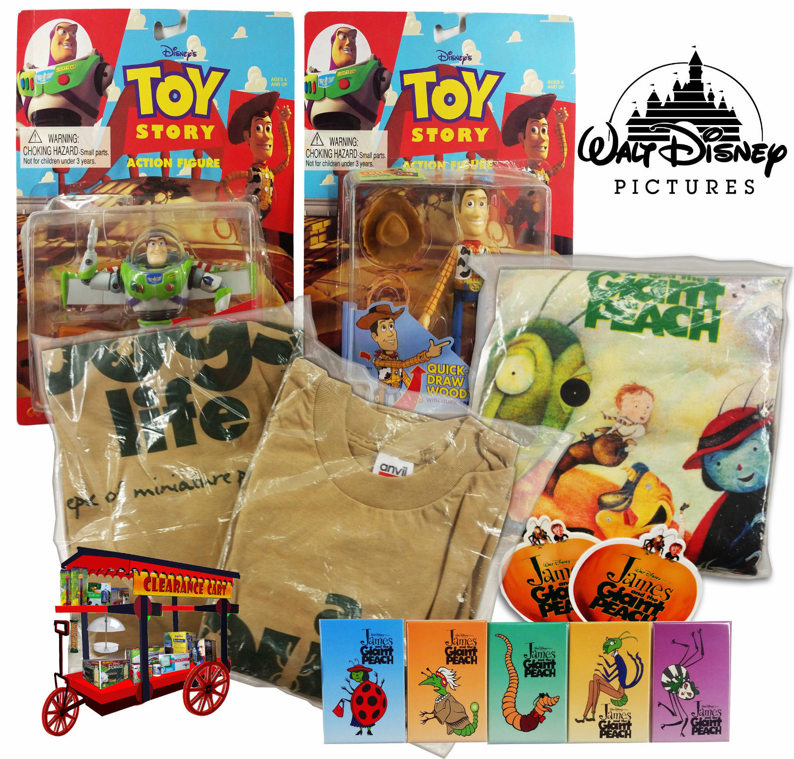 DISNEY PROMOTIONAL COLLECTION #3