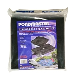 FILTER PAD 2-Pack FOAM PADS for PMK1250-4400 FILTER KITS