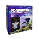 PONDMASTER -24 LED Light Ring and Fountain Head