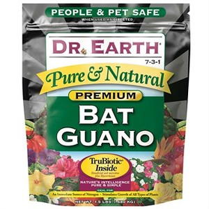 Dr. Earth BAT GUANO 1.5lb