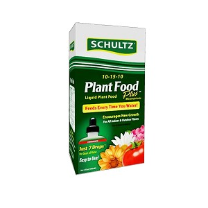 SCHULTZ FERTILIZER 4 OZ