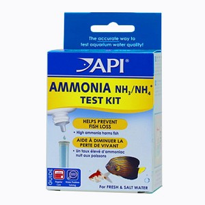 API Fresh/Saltwater Ammonia Test Kit