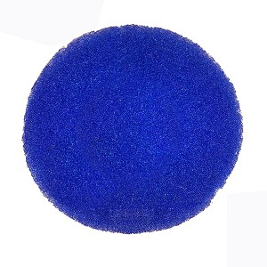 Pro-Line Blue Course Poly Debris-Pad for Pro-5000 Filter-Falls