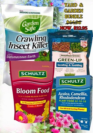 Ready for Spring Yard & Garden Bundle #3