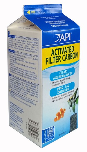 API - Activated Filter Carbon 22oz
