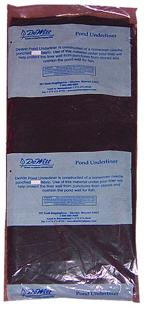 DeWitt - Pond Underliner 12ft x 12ft